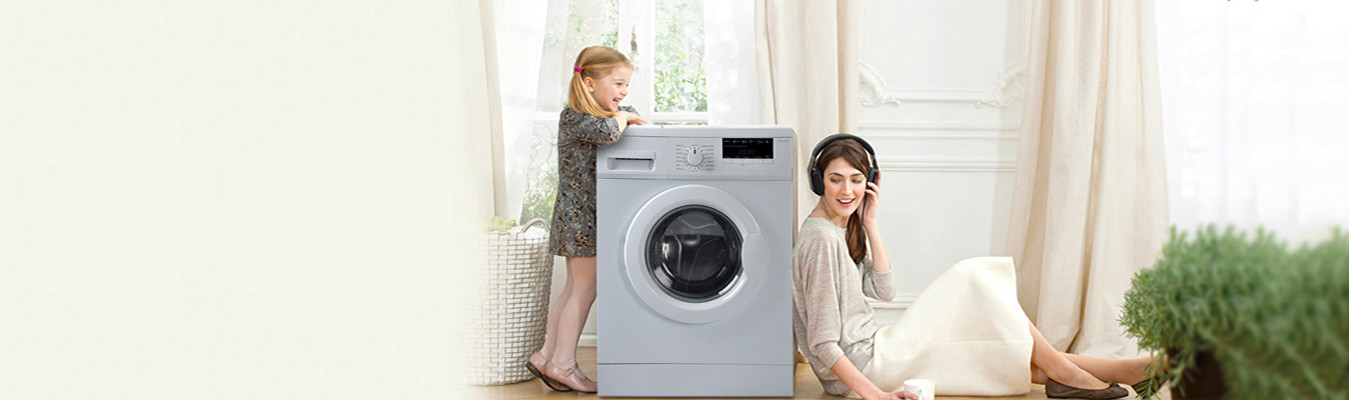 China best Front Loading Washing Machine on sales