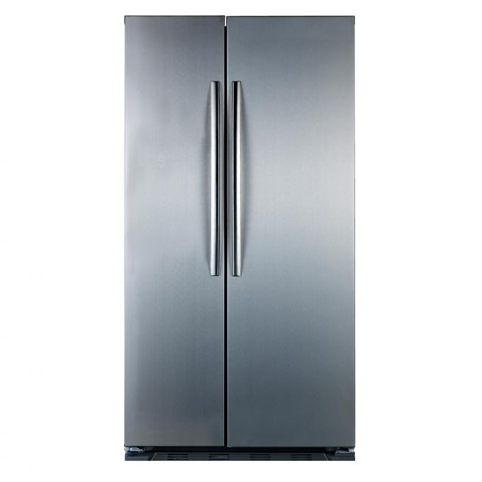 side by side refrigerator BCD-537