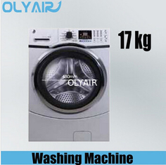 China OLYAIR NEW ARRIVE LASTEST MODEL 17KG FRONT LOADING WASHING MACHINE supplier
