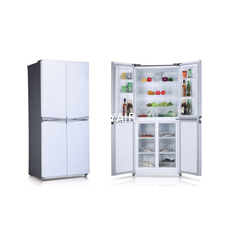 China 405L four door side by side refrigerator factory