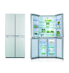 China 355L four door refrigerator factory