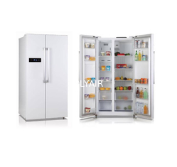 527L side by side refrigerator