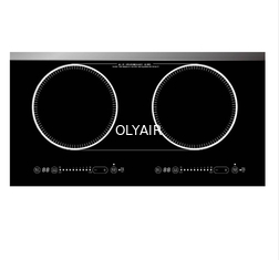 28B Double Burner Induction Cooker