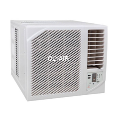 Olyair 9000btu R410a window aircon remote control cool and heat
