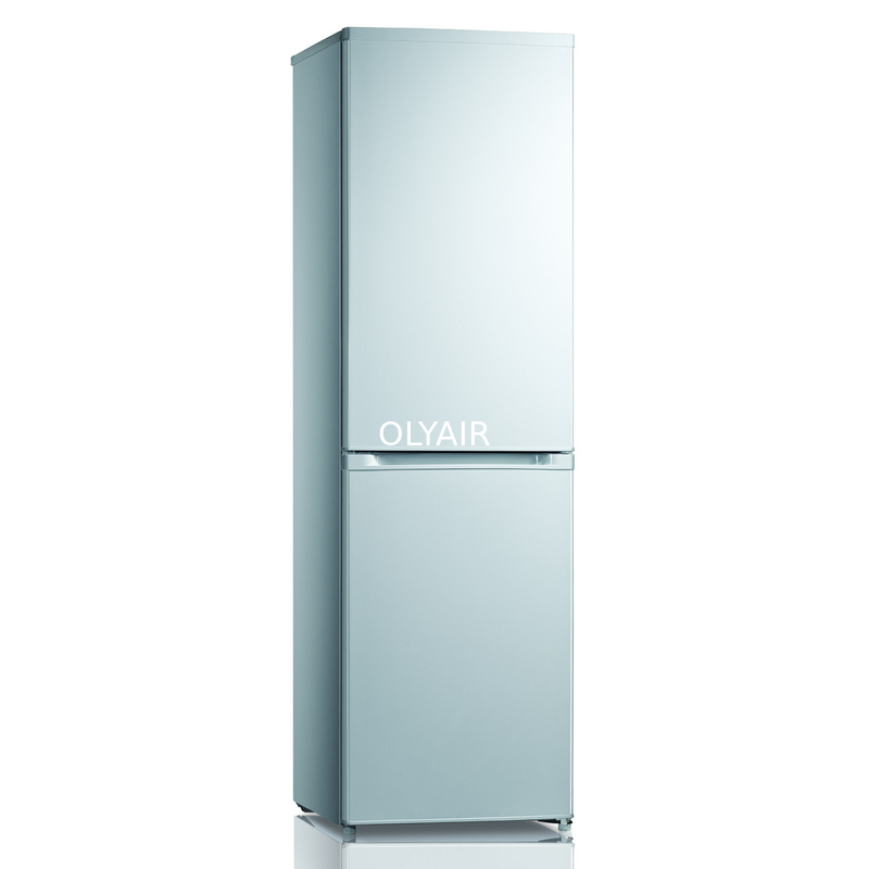 China BCD 289 FROST FREE DOUBLE DOOR REFRIGERATOR BOTTOM FREEZER Supplier