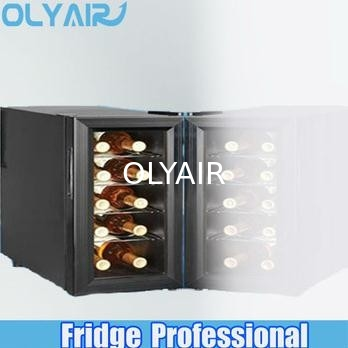 10 bottle wine cooler supplier