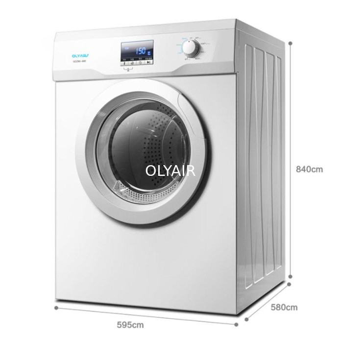 Clothes Dryer Machine 7Kg&8.5Kg 68E with LED display supplier