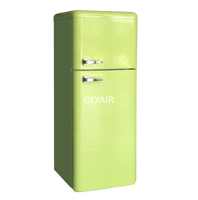 210L double door refrigerator supplier