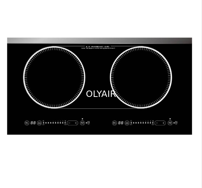 28B Double Burner Induction Cooker supplier