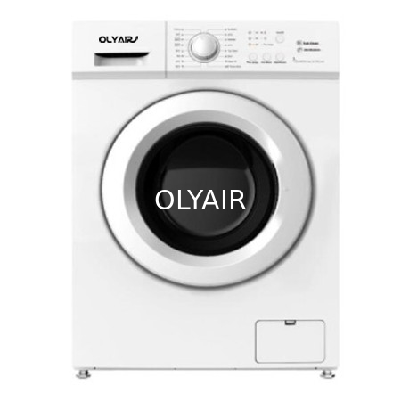 Front loading washing machine 8kg A+++ cheaper model without LED display supplier
