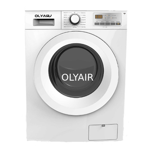 Olyair fully automatic 12Kg front loading washing machine with CE and ERP for euro market supplier