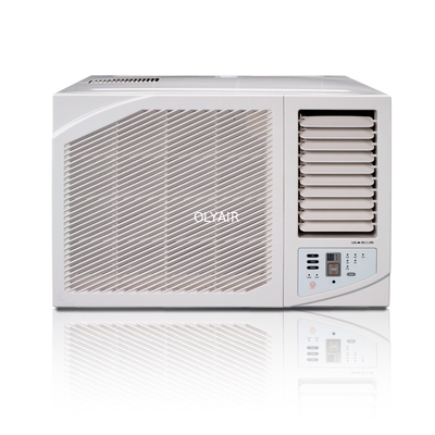 China 18000btu R410a window aircon mechanical control cooling only remote control distributor