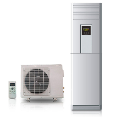 China OlyAir Free Standing Air Conditioner 24-60K with toshiba compressor golden anti-corrosive distributor
