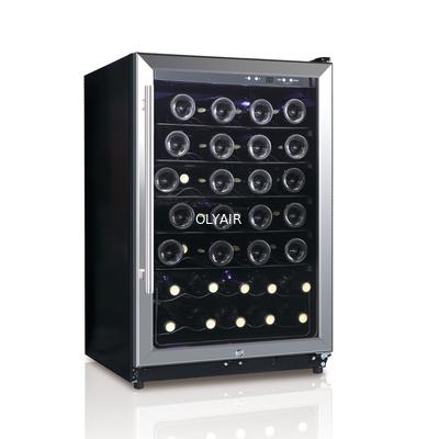 China 45 bottles wine cooler JW-45 distributor