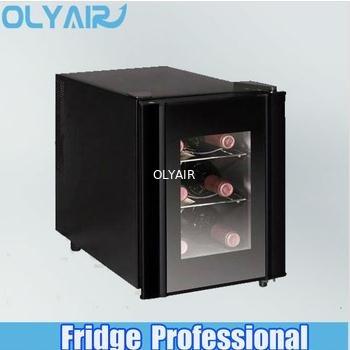 China 6 bottle wine cooler distributor