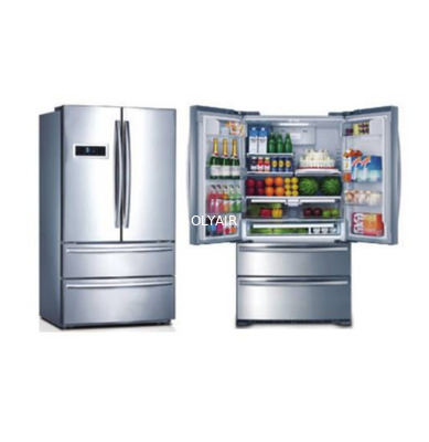 China 542L french door side by side refrigerator distributor