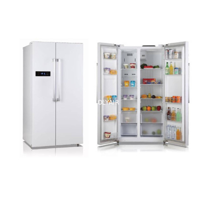China 527L side by side refrigerator distributor