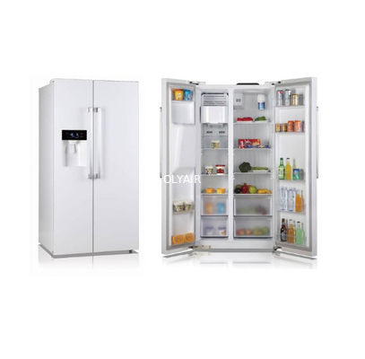 China 502L side by side refrigerator distributor