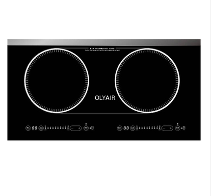China 28E Double Burner Induction Cooker distributor
