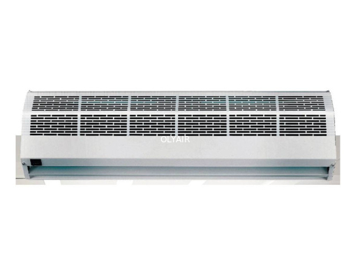 China Super thin air curtain distributor